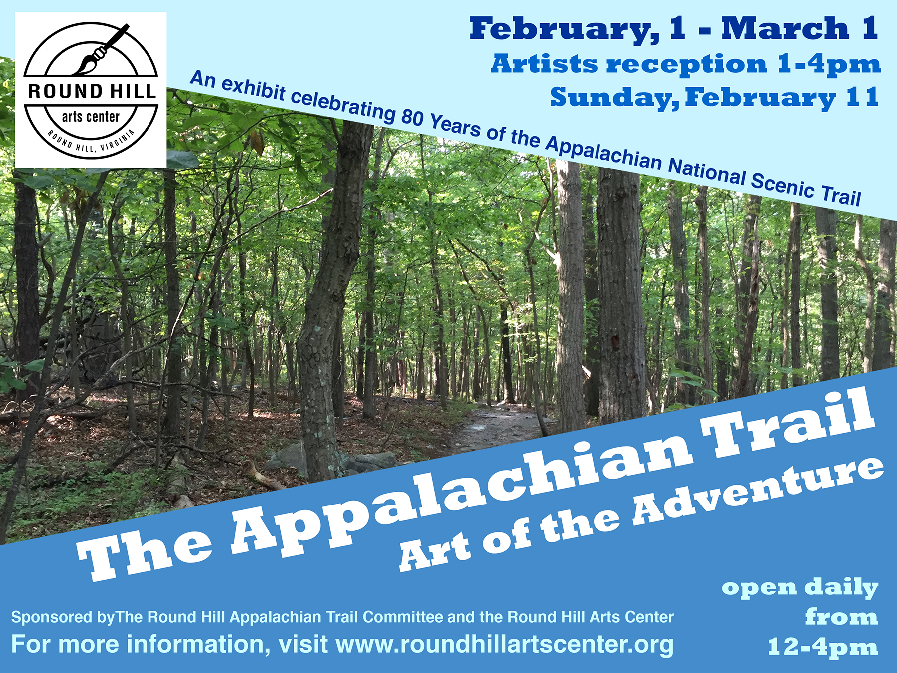 Appalachian Trail: Art of Adventure Exhibition